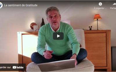 Le sentiment de Gratitude